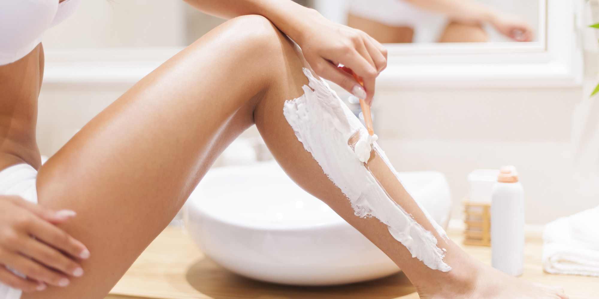 how does hair removal cream work